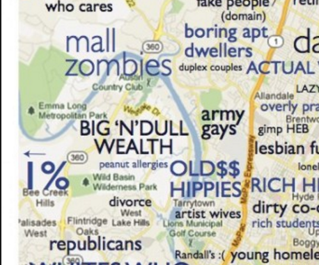 Use judgment…when using Judgmental Maps – Darren Purcell